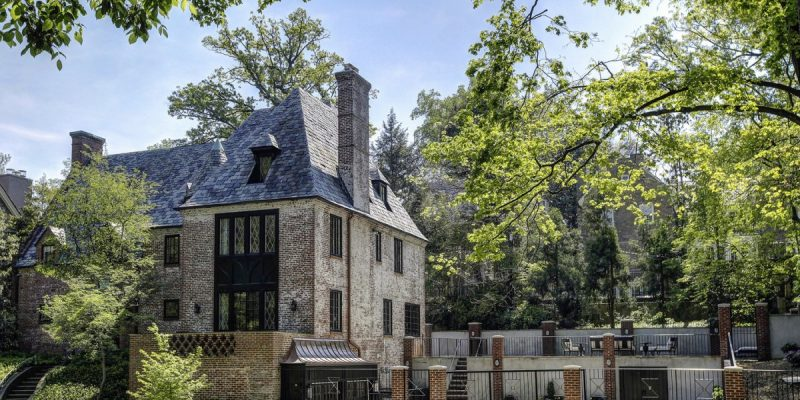 check out the obamas' new home in washington dc- home evolutions